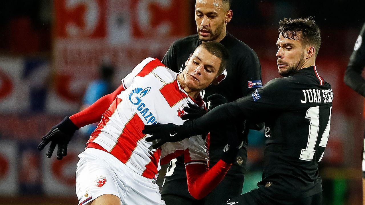 Dejan Joveljic (Eintracht Frankfurt) - Bildquelle: 2018 Getty Images