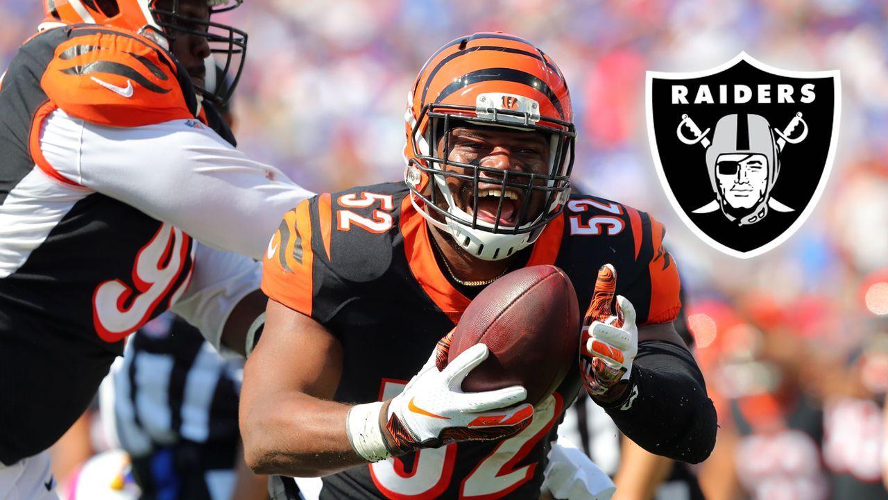Preston Brown (Oakland Raiders) - Bildquelle: Getty Images