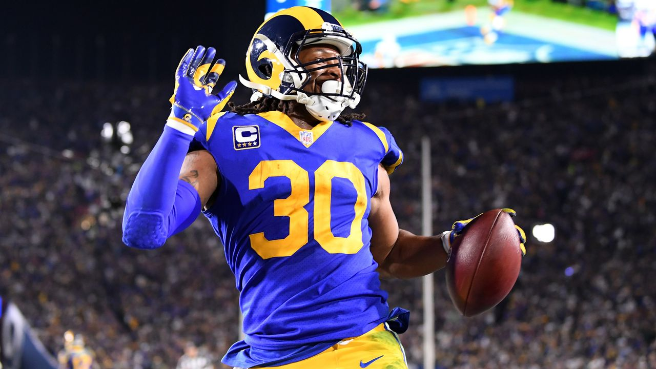 Todd Gurley (Running Back, Los Angeles Rams) - Bildquelle: 2019 Getty Images