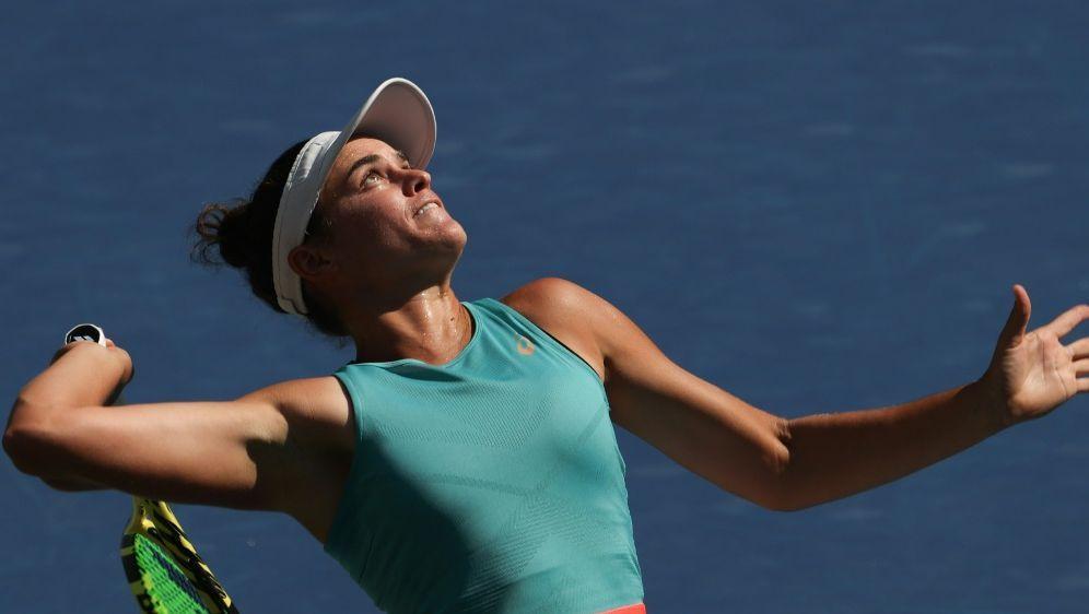 Jennifer Brady erreicht das Halbfinale der US Open - Bildquelle: GETTY IMAGES  AFPSIDAL BELLO