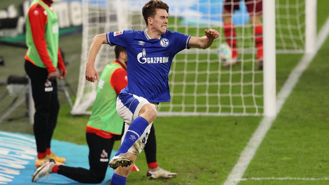 Matthew Hoppe (FC Schalke 04) - Bildquelle: Imago Images