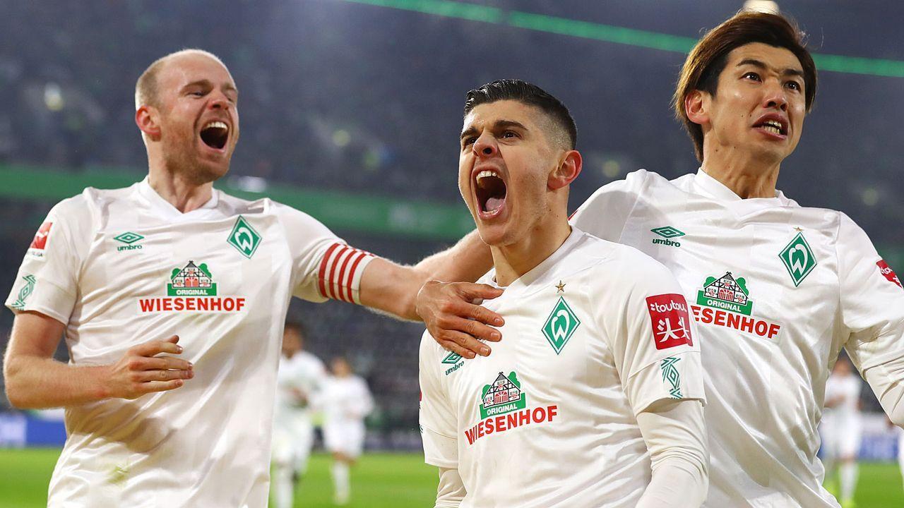 Milot Rashica (Werder Bremen)  - Bildquelle: getty