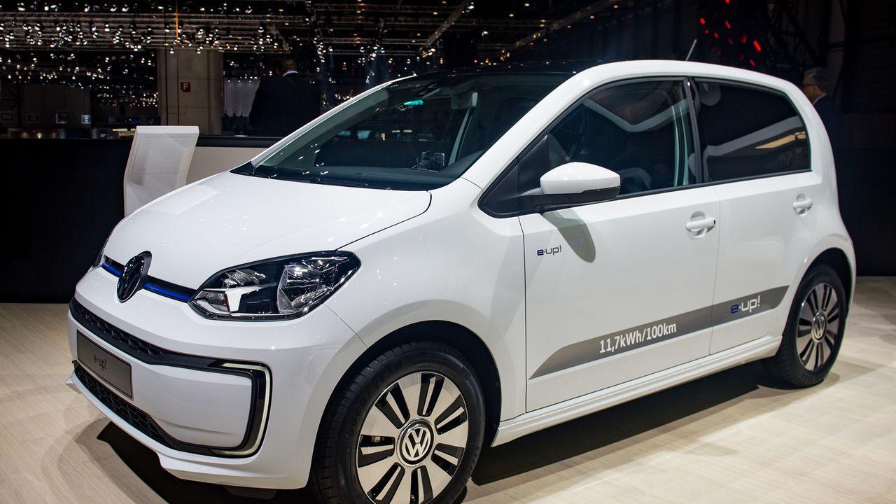 VW e-up! - Bildquelle: 2018 Getty Images