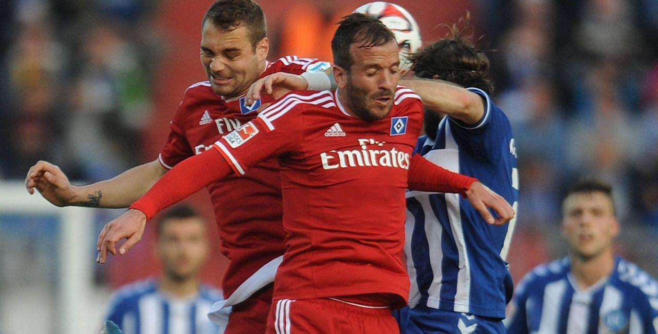 16. Platz: Hamburger SV - Bildquelle: imago