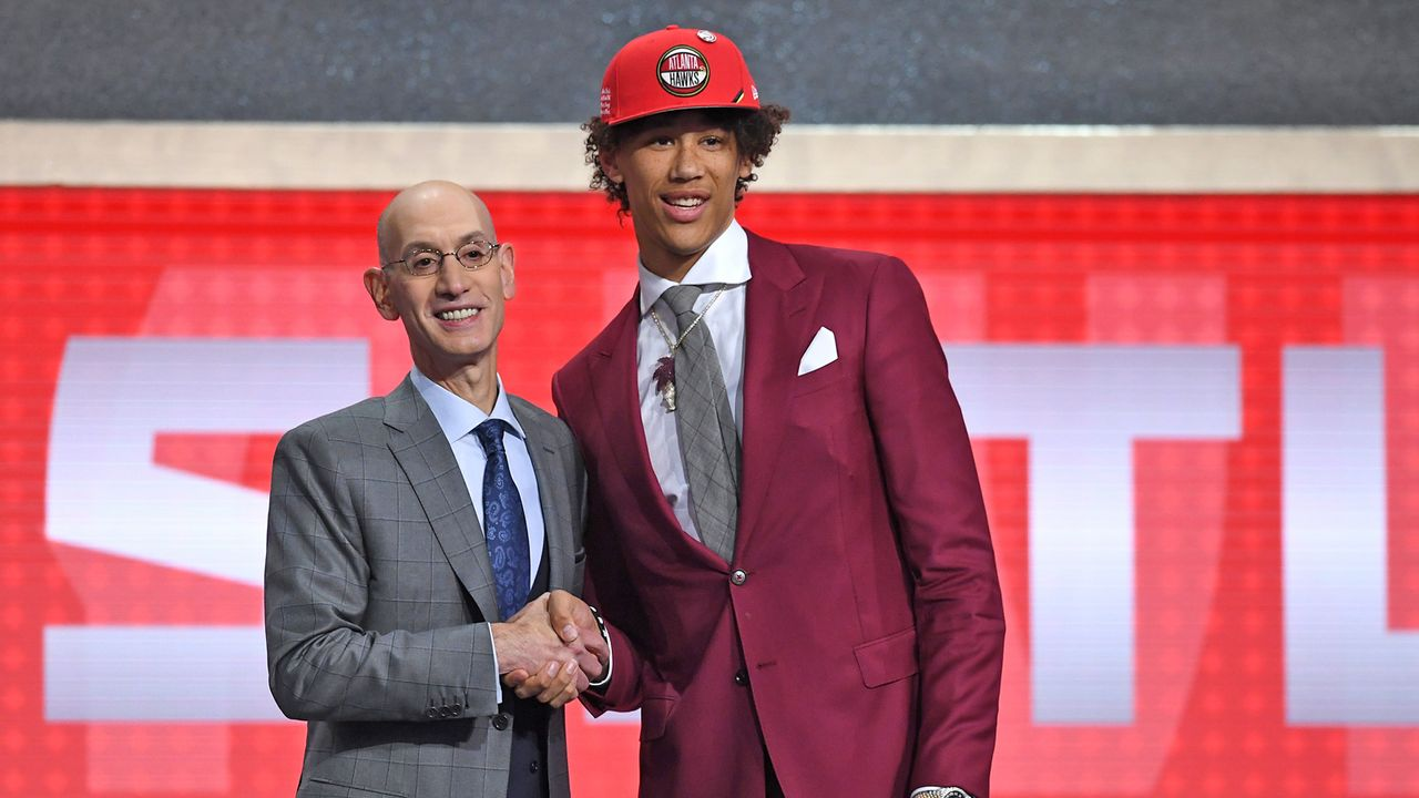 Pick 8: Jaxson Hayes - Atlanta Hawks - Bildquelle: 2019 Getty Images