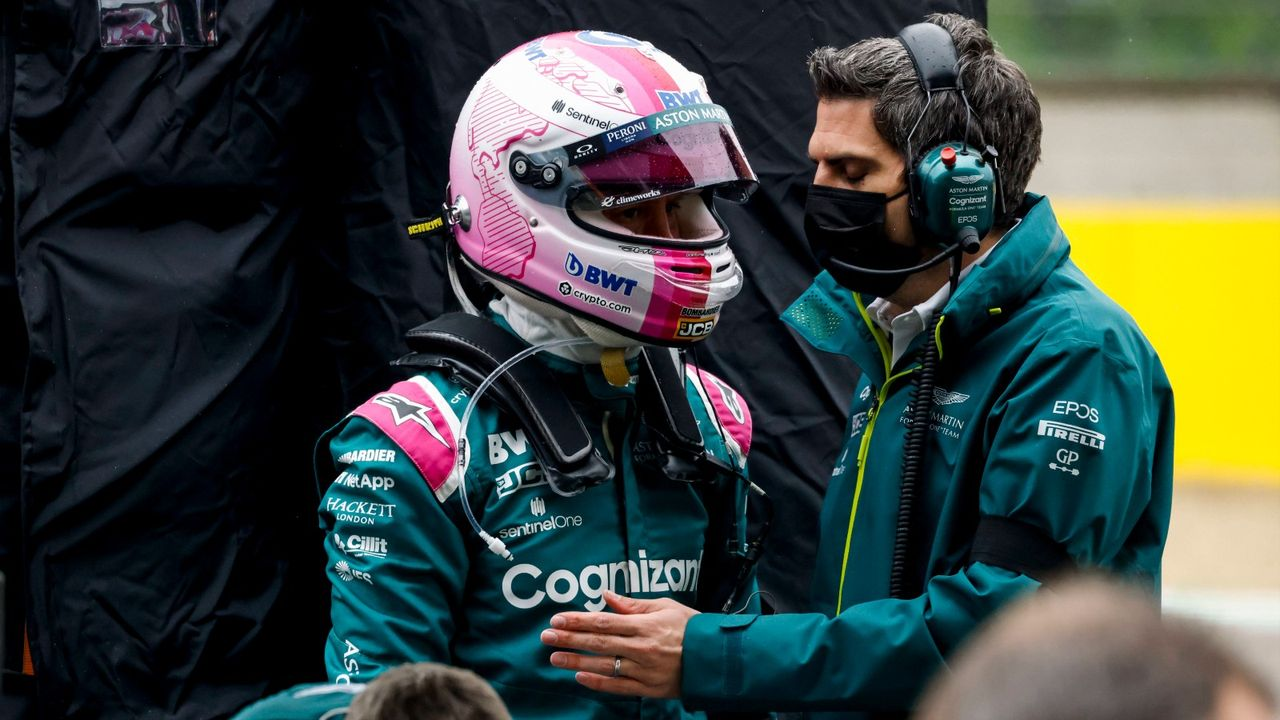 Verlierer: Sebastian Vettel - Bildquelle: Imago