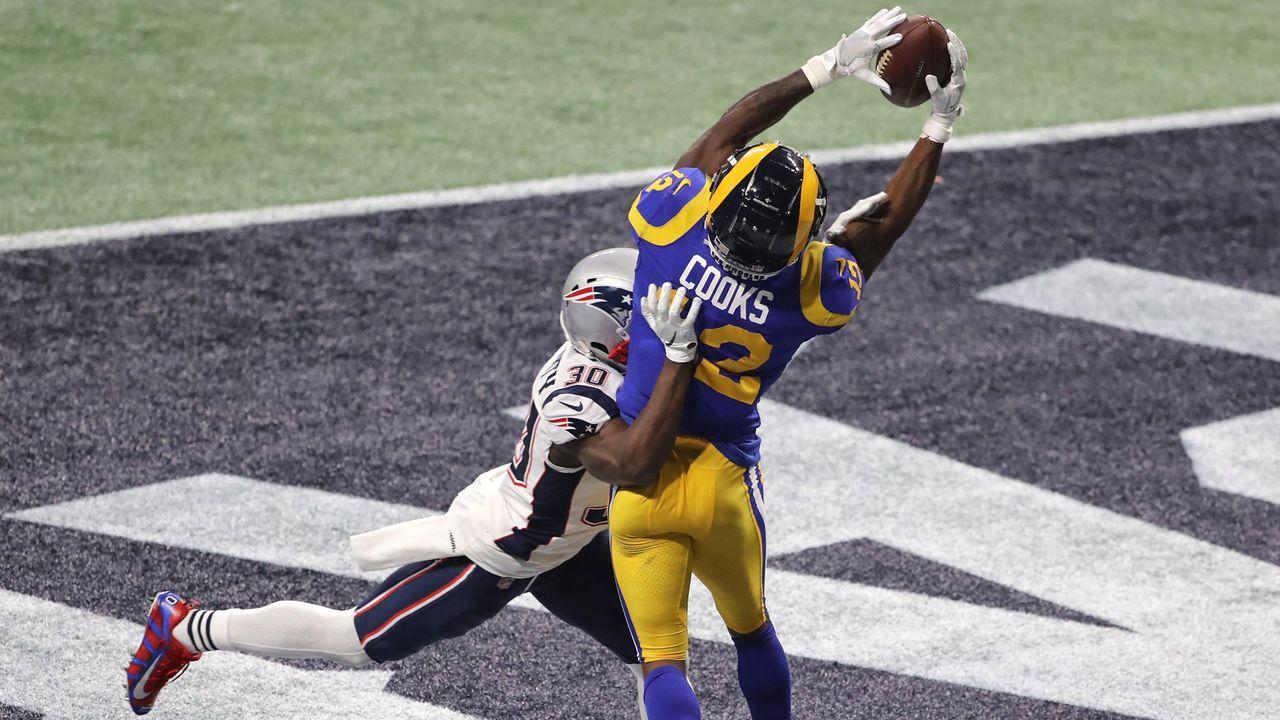 Los Angeles Rams: Brandin Cooks - Bildquelle: 2019 Getty Images