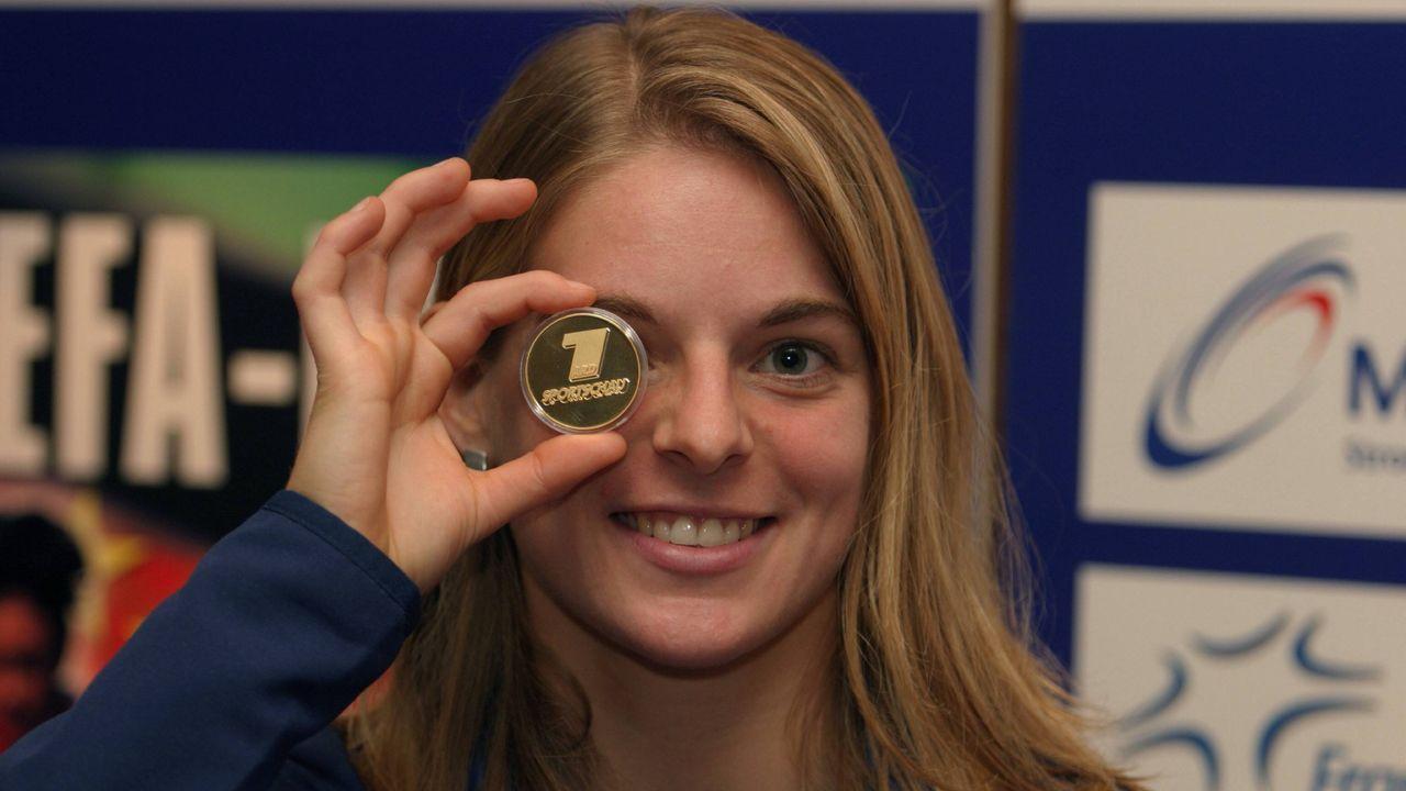 Nia Künzer mach Deutschland per Golden Goal erstmals zum Weltmeister - Bildquelle: Imago