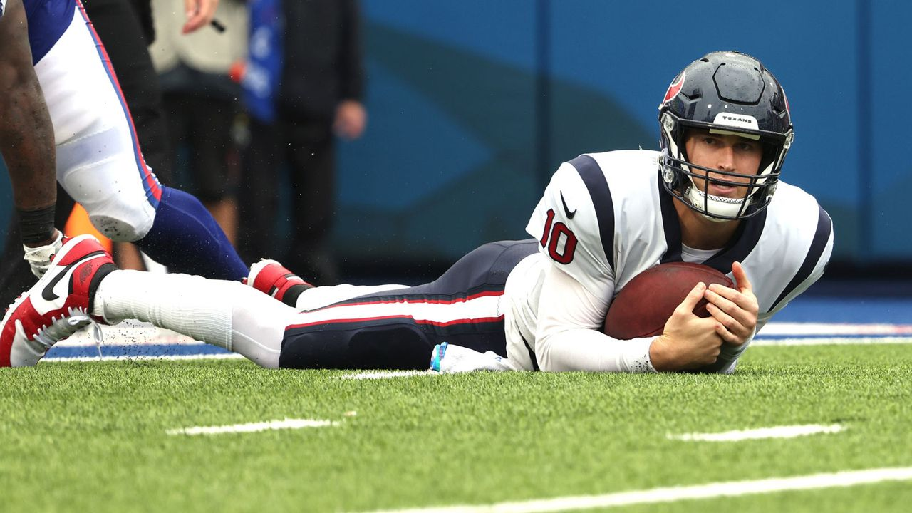 Verlierer: Davis Mills (Houston Texans) - Bildquelle: Getty Images