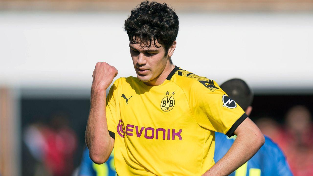 Giovanni Reyna (Borussia Dortmund) - Bildquelle: imago images/Kirchner-Media