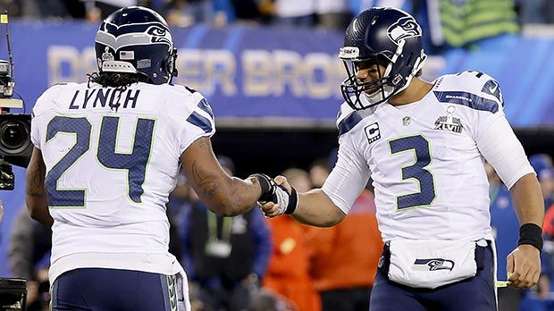 Broncos vs. Seahawks - Bildquelle: 2014 Getty Images