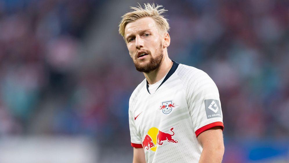 Emil Forsberg hat hohe Ziele mit RB Leipzig. - Bildquelle: imago
