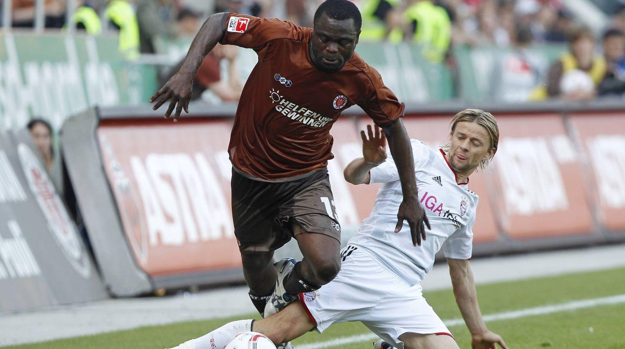 24. Platz: FC St. Pauli - Bildquelle: imago