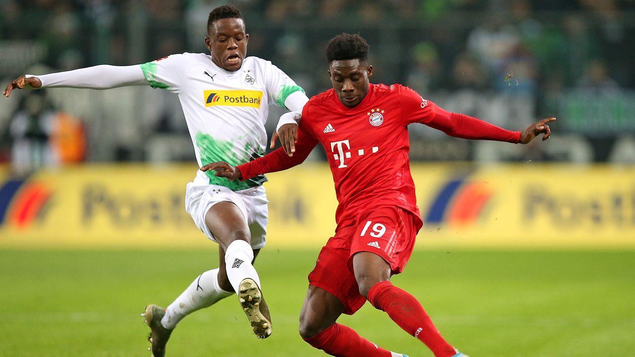 Denis Zakaria (Borussia Mönchengladbach) - Bildquelle: imago images/MIS