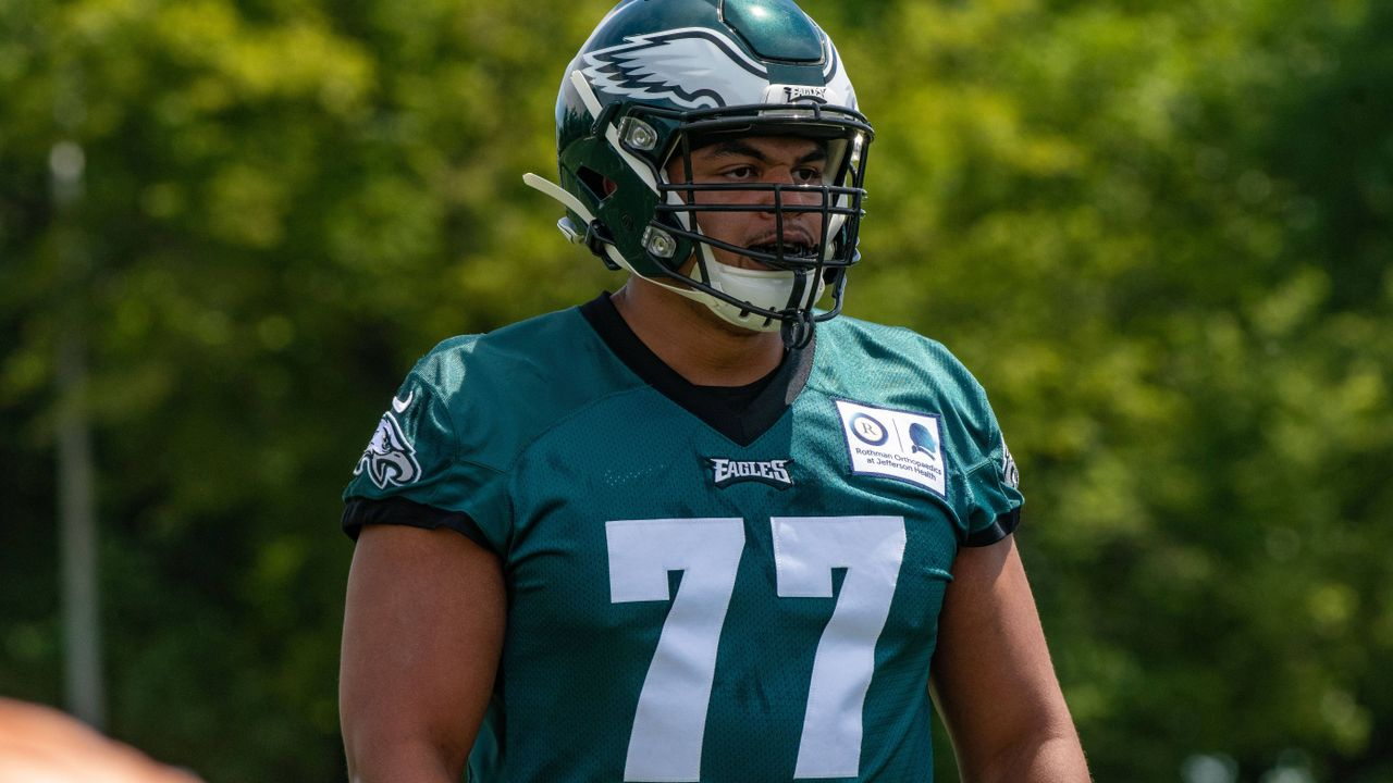 Andre Dillard (Left Tackle, Philadelphia Eagles) - Bildquelle: imago