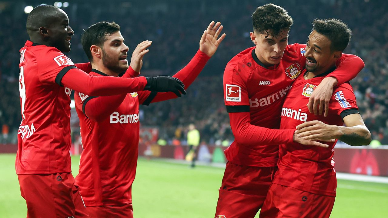 Bayer Leverkusen - Bildquelle: 2020 Getty Images