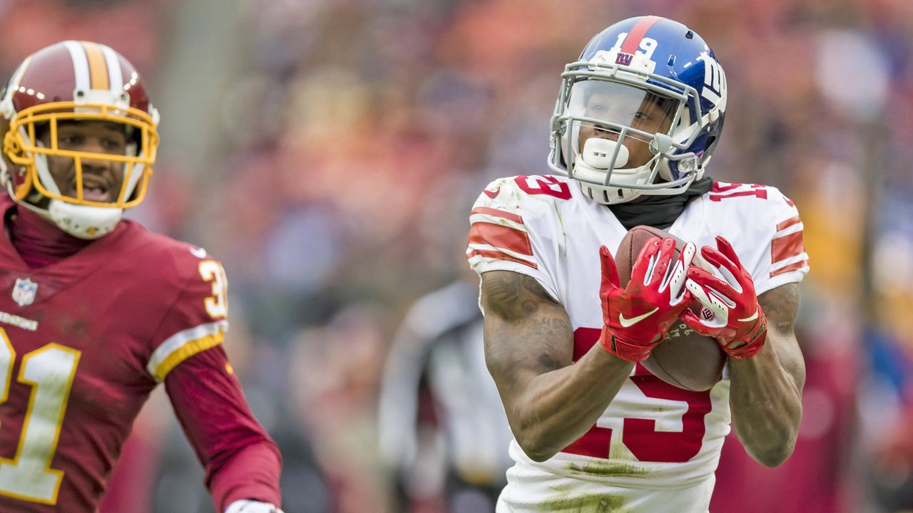 Option nicht möglich: Corey Coleman (New York Giants) - Bildquelle: imago
