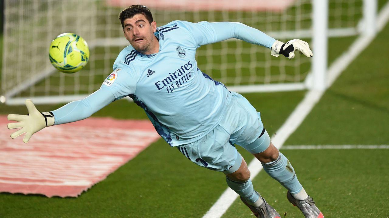 Thibaut Courtois (28) - Bildquelle: Getty Images