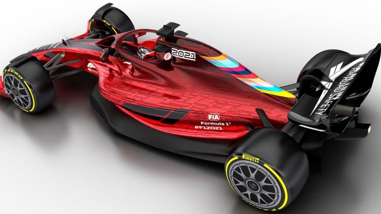 F1 2021 Fahrerwertung