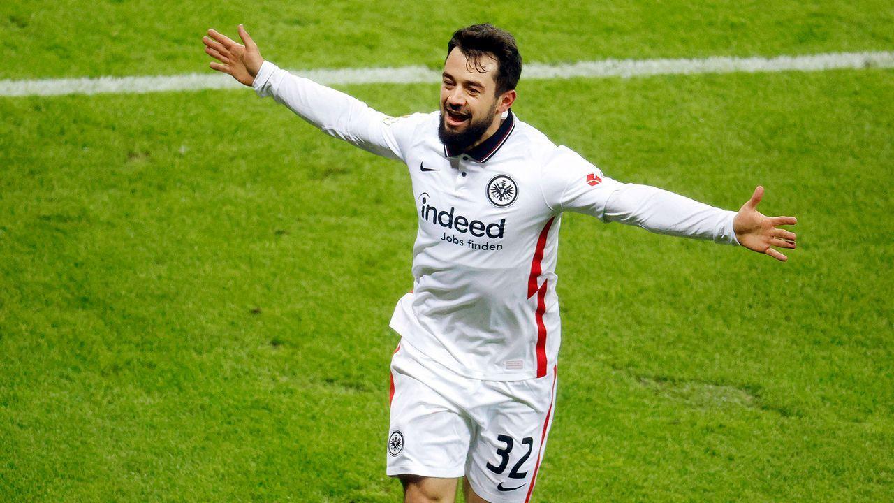 Zieht Eintracht die Kaufoption bei Younes? - Bildquelle: Imago Images