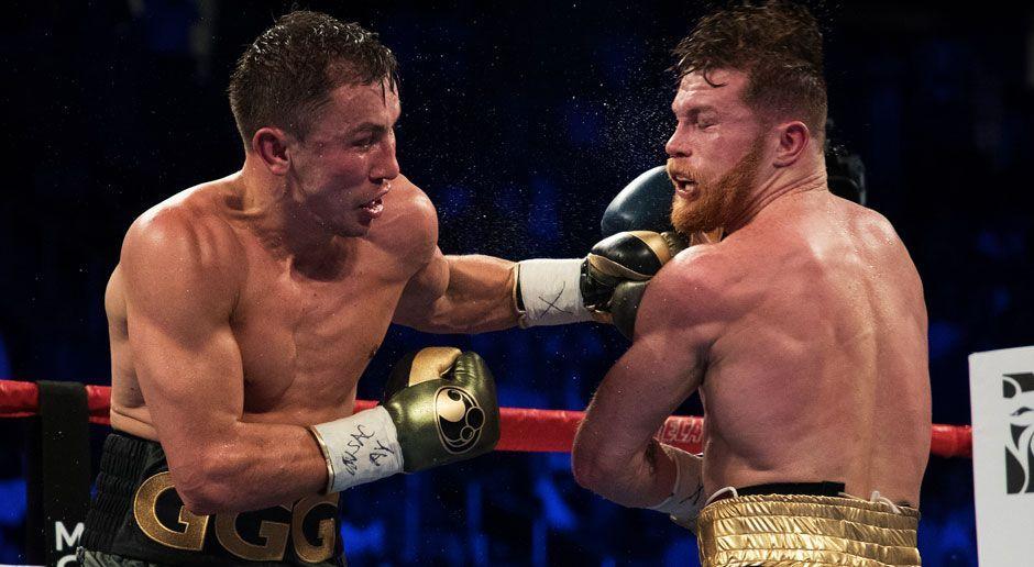 Gennady Golovkin vs Saul Alvarez II - Bildquelle: 2017 Getty Images