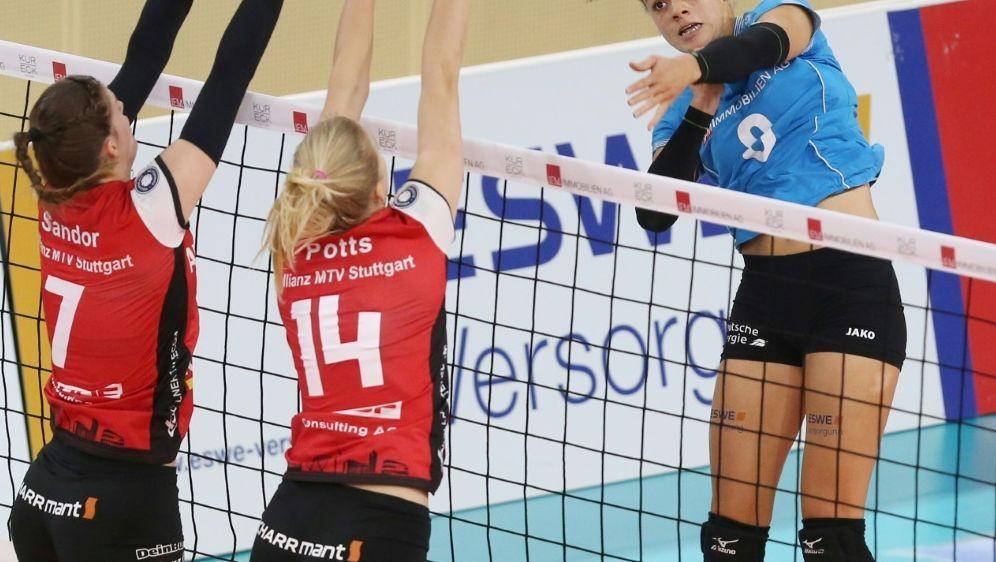 Stuttgart verzichtet auf das Viertelfinal-Rückspiel - Bildquelle: PIXATHLONPIXATHLONSID