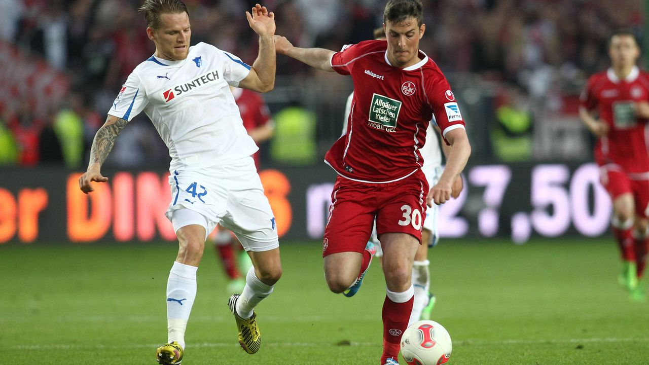 1. FC Kaiserslautern – TSG Hoffenheim (Sa. 15:30 Uhr) - Bildquelle: imago sportfotodienst