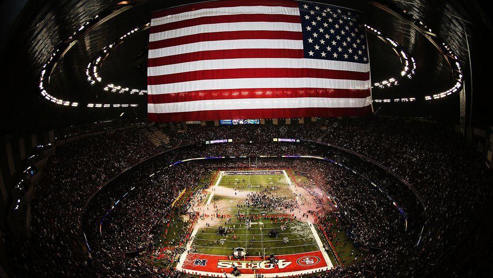 Zuletzt fand 2013 der Super Bowl zwischen den Baltimore Ravens und San Franc... - Bildquelle: getty