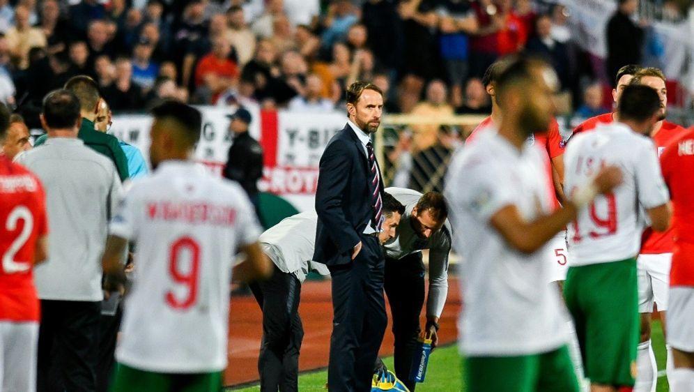 England gewann die Partie in Bulgarien 6:0 - Bildquelle: AFPSIDNIKOLAY DOYCHINOV