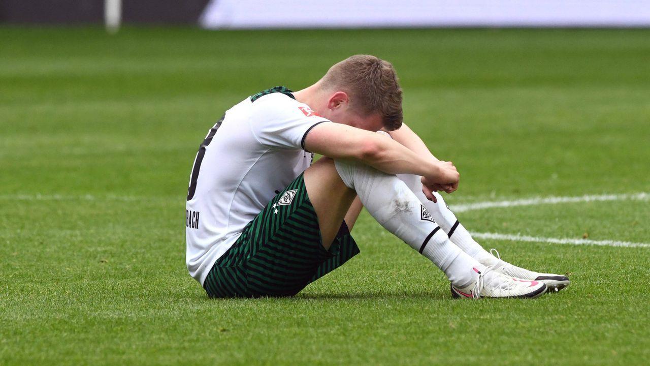 Platz 3 (geteilt): Matthias Ginter (Borussia Mönchengladbach) - Bildquelle: Imago