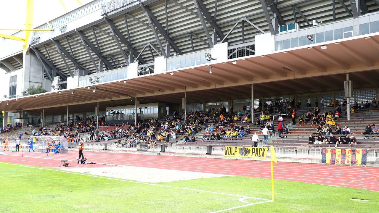 Stadion Rote Erde (Borussia Dortmund) - Bildquelle: imago images/Thomas Bielefeld
