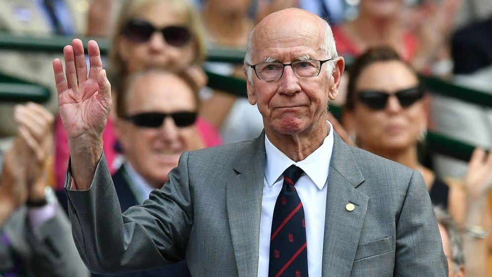 Auch Fußball-Legende Charlton ist an Demenz erkrankt - Bildquelle: AFPSIDBEN STANSALL