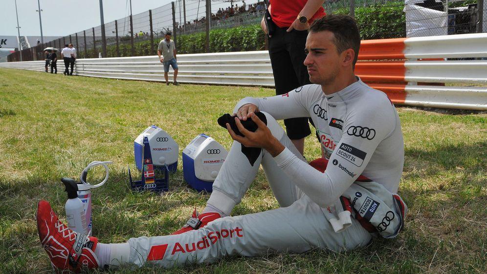 Nico Müller könnte 2021 wieder in der Formel E und DTM fahren. - Bildquelle: 2019 Getty Images