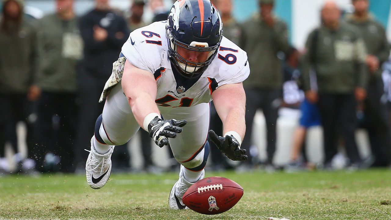 Houston Texans: C Matt Paradis - Bildquelle: Getty Images