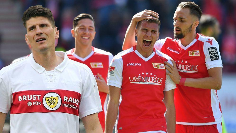 Mario Gomez und der VfB Stuttgart sind gewarnt: Union Berlin wird ein gefähr... - Bildquelle: imago images / Bernd König