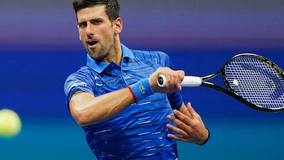 """Djokovic: """"Ich werde natürlich sehr vorsichtig sein."""" - Bildquelle: AFPSIDDOMINICK REUTER"""