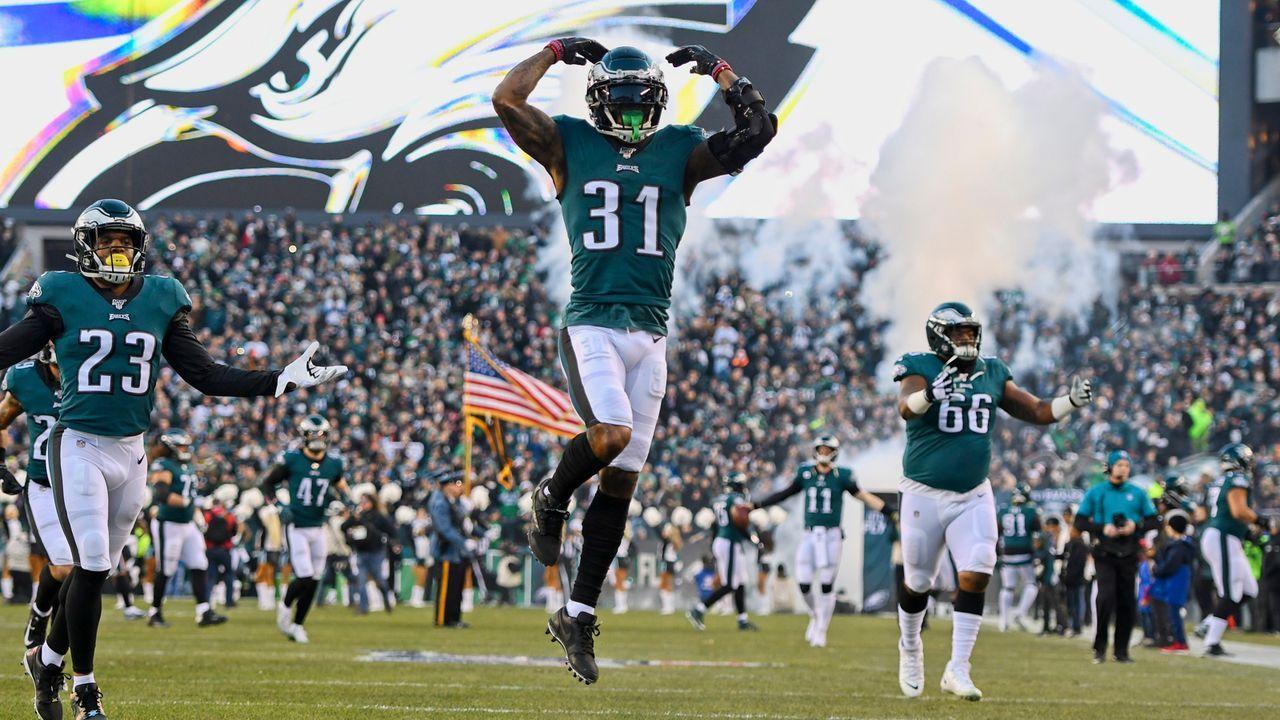 Philadelphia Eagles – die Ausgangssituation - Bildquelle: imago images/Icon SMI