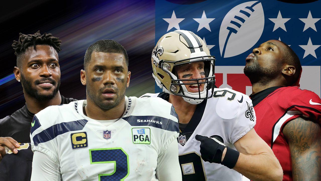 NFL Top 100 2019: Diese Spieler haben ihre Platzierung nicht verdient  - Bildquelle: 2019 Getty Images