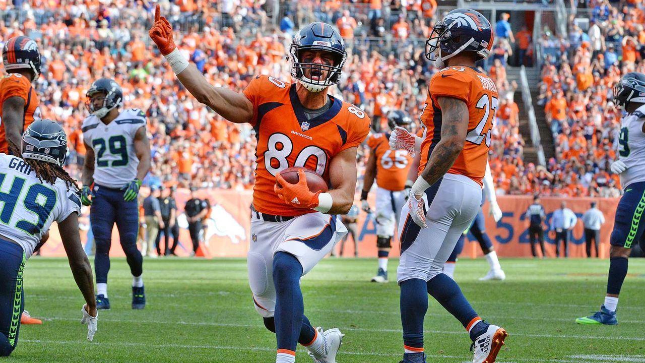 Jake Butt (Denver Broncos) - Bildquelle: Getty