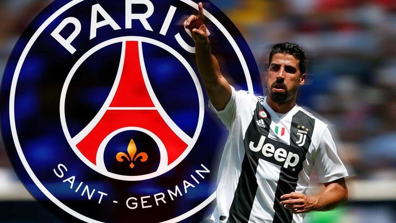 Sami Khedira (Juventus Turin) - Bildquelle: Getty Images