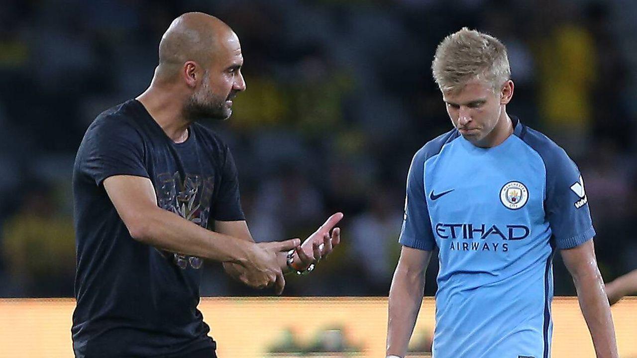 2016 von Manchester City verpflichtet  - Bildquelle: imago/Imaginechina