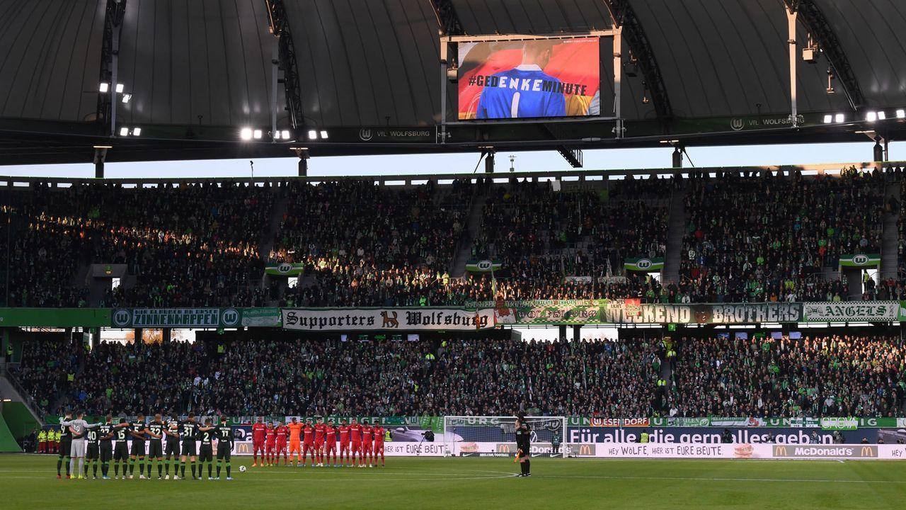 VfL Wolfsburg - Bildquelle: 2019 Getty Images