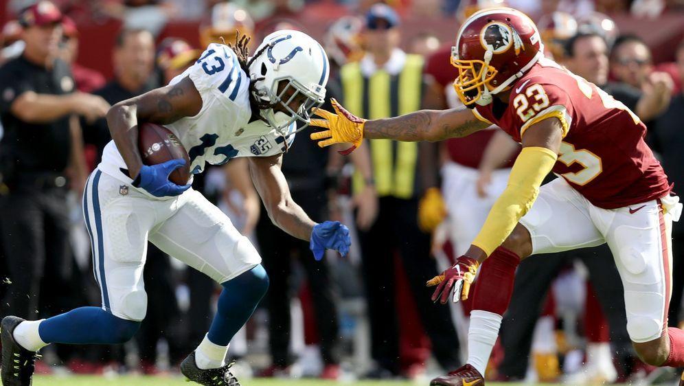 Die Indianapolis Colts und das Washington Football Team hinken in Sachen Imp... - Bildquelle: Getty