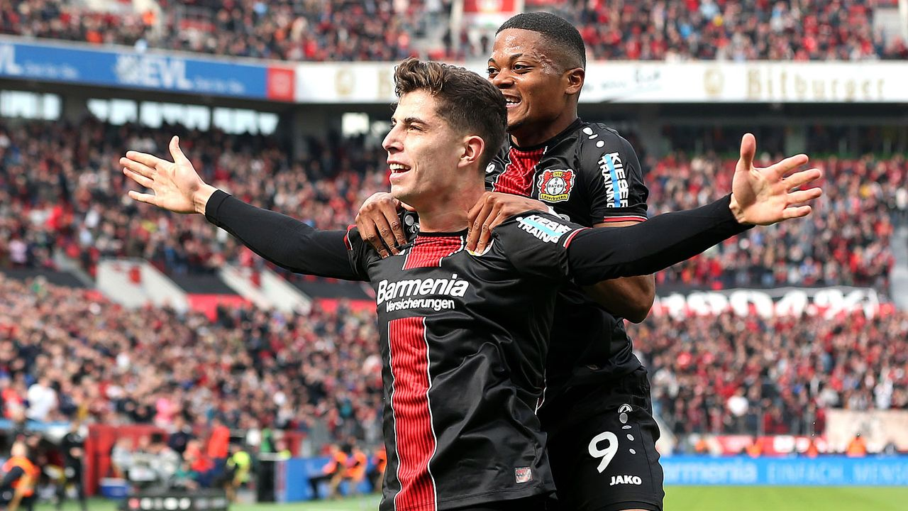 Gewinner: Kai Havertz - Bildquelle: 2019 Getty Images