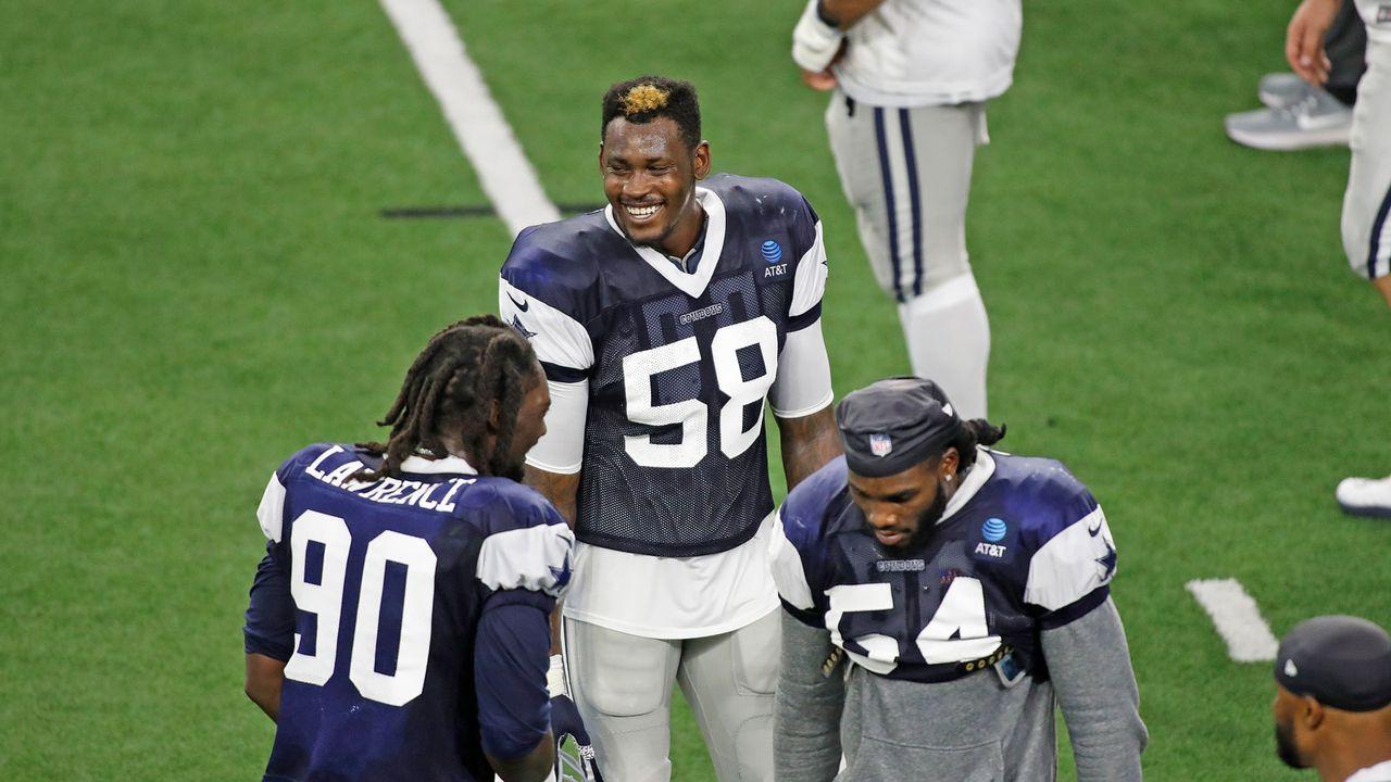 Aldon Smith (Dallas Cowboys - Defensive End) - Bildquelle: twitter.com/jonmachota