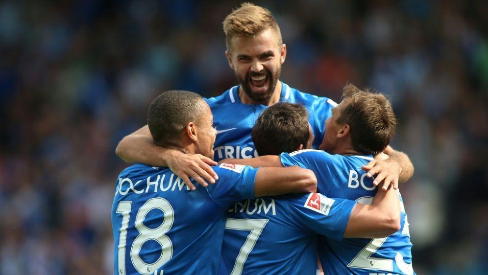 6:0-Sieg: Hinterseer (M.) mit Dreierpack gegen Ex-Klub - Bildquelle: FIROFIROSID