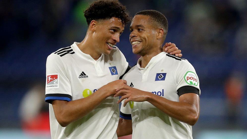 2. Liga live: HSV empfängt Dresden - live im TV, Livestream und Ticker - Bildquelle: 2021 Getty Images