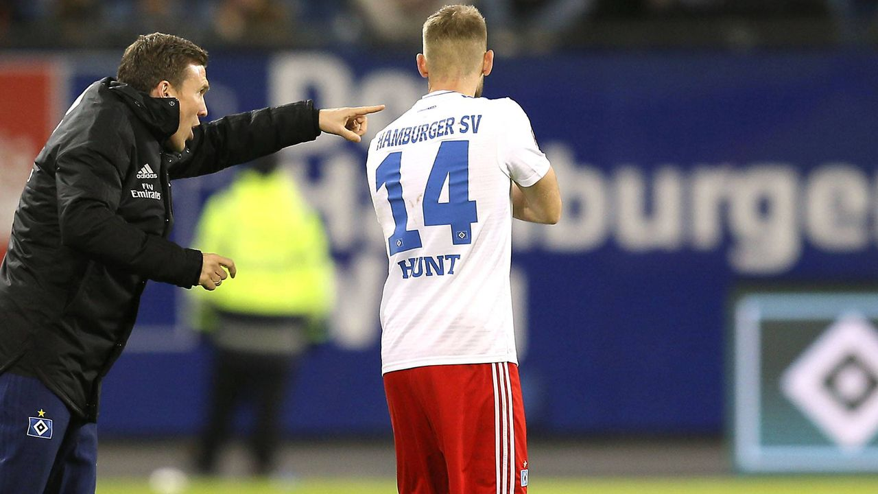 Aaron Hunt (Hamburger SV)