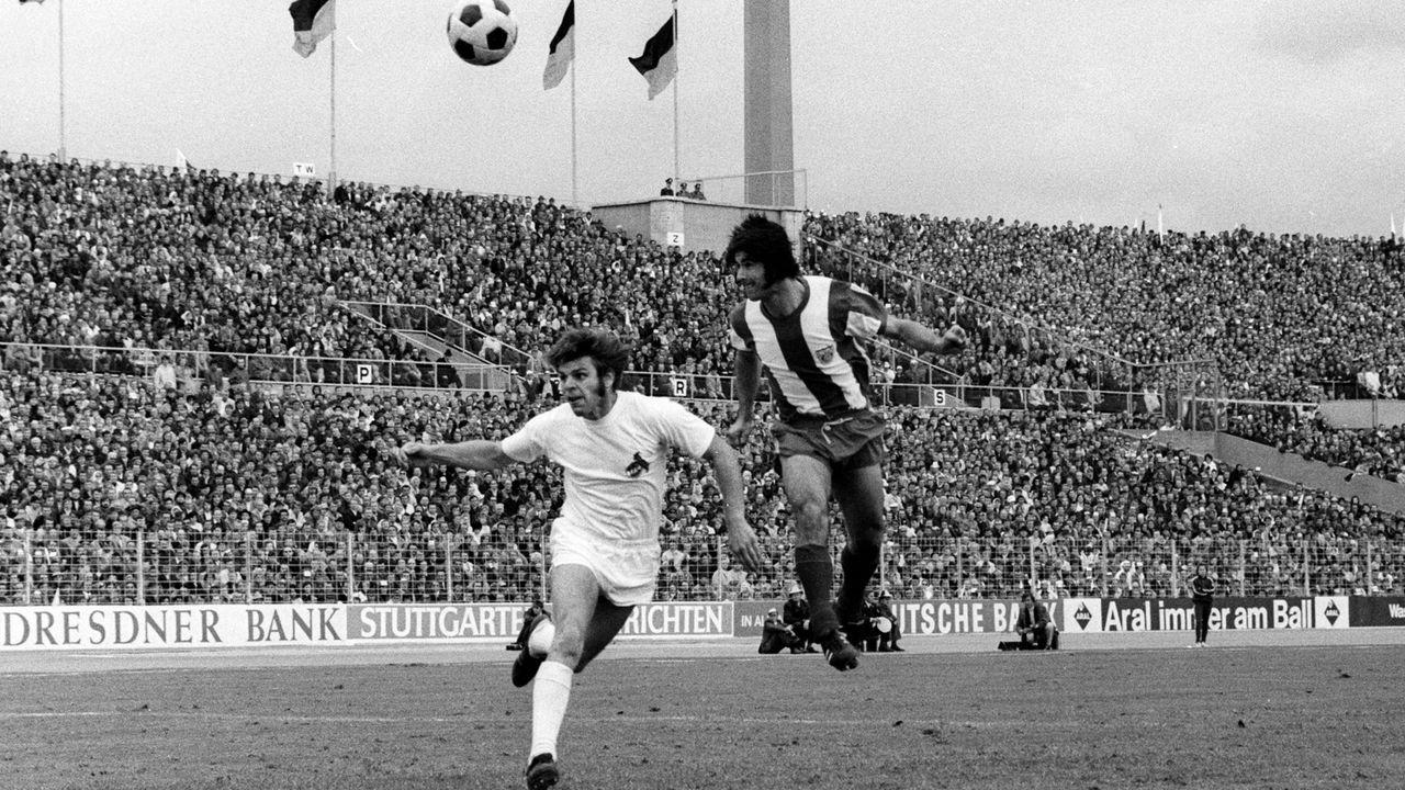 Gerd Müller ist tot: Eine unvergleichliche Torjäger-Karriere - Bildquelle: imago sportfotodienst