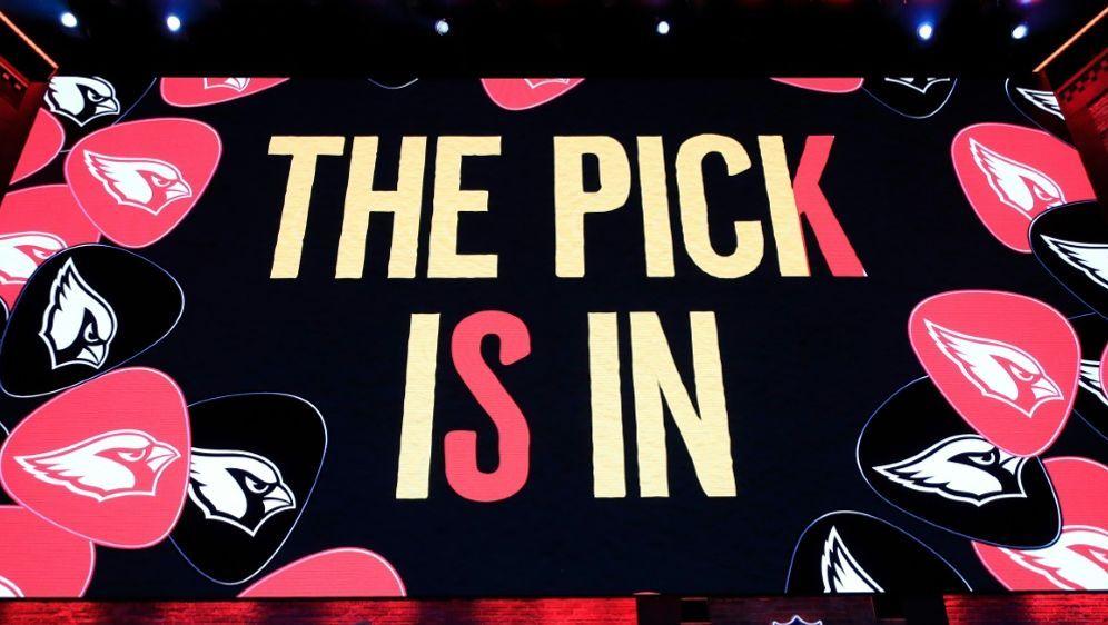 Der NFL-Draft findet 2021 in Cleveland statt - Bildquelle: AFPGETTY SIDANDY LYONS